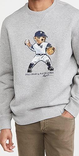 Polo Ralph Lauren - Ralph Lauren Yankees Pullover