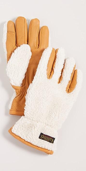 Polo Ralph Lauren Outdoor Sherpa Touch Gloves