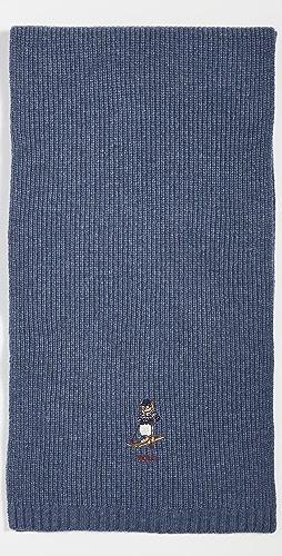 Polo Ralph Lauren - Chunky Bear Rib Scarf
