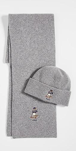 Polo Ralph Lauren - Sweater Bear Gift Set