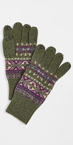 Polo Ralph Lauren - Fair Isle Gloves