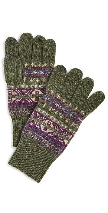 Polo Ralph Lauren Fair Isle Gloves