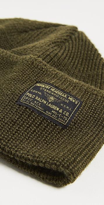 Polo Ralph Lauren Vintage Naval Watch Cap