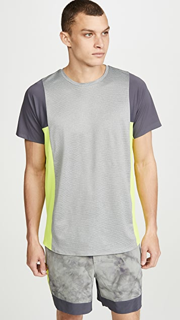 Robert Geller x lululemon Take The Moment Short Sleeve Tee Shirt