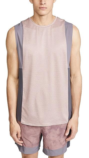 Robert Geller x lululemon Take The Moment Sleeveless Tee Shirt