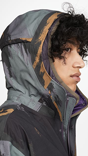 Robert Geller x lululemon Take The Moment 3-in-1 Parka