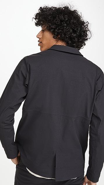 Robert Geller x lululemon Take The Moment Travel Jacket
