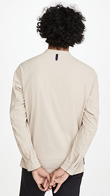 Robert Geller x lululemon Take The Moment Travel Shirt