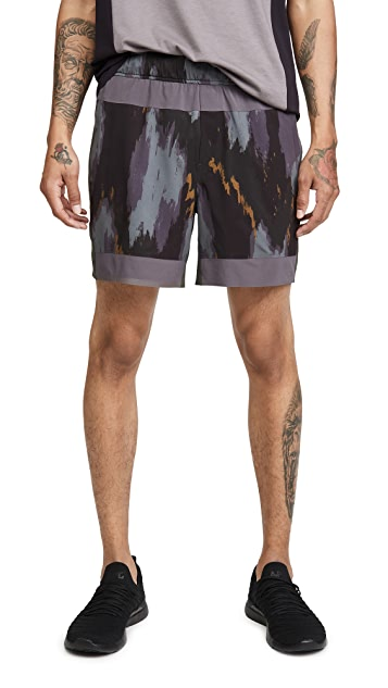 Robert Geller x lululemon Take The Moment Shorts
