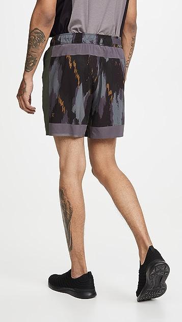 Robert Geller x lululemon Take The Moment Shorts