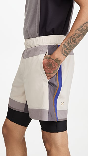 Robert Geller x lululemon Take The Moment Shorts 6