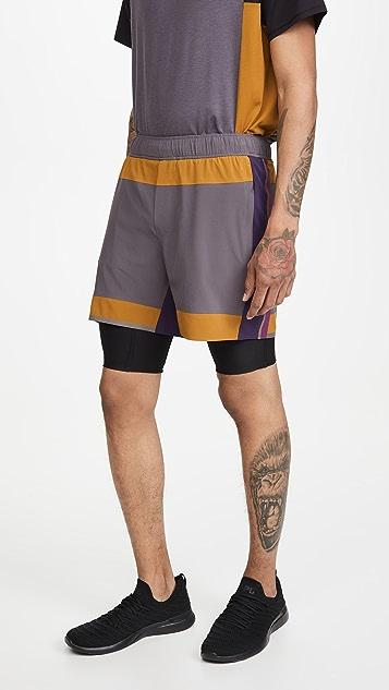 Robert Geller x lululemon Take The Moment Shorts 6