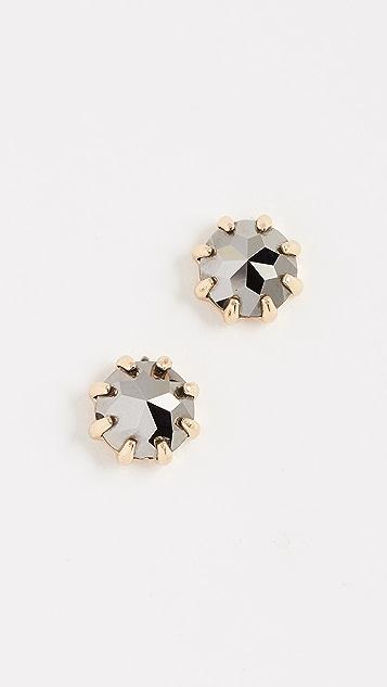 4ed8863f1 Rebecca Minkoff Rhinestone Stud Earrings | SHOPBOP