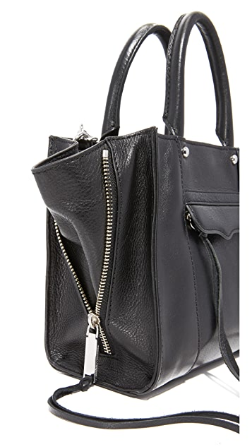 Rebecca Minkoff Side Zip Mini MAB Tote