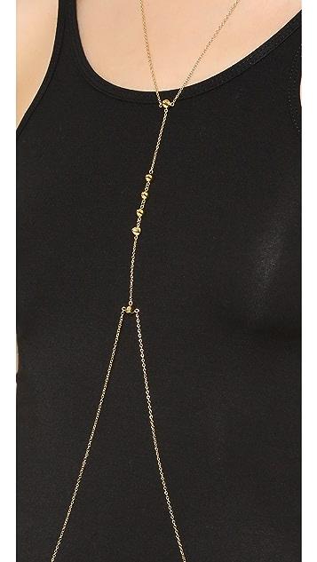 Rebecca Minkoff Cone Body Chain