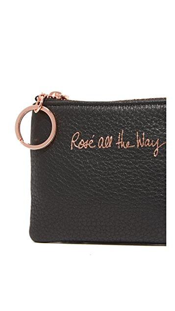 Rebecca Minkoff Rose All the Way Betty Pouch