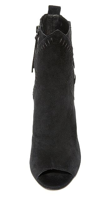 Rebecca Minkoff Ботильоны Ridley с открытым носком