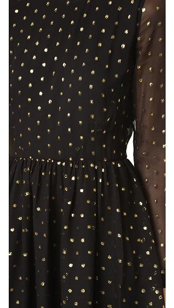 Rebecca Minkoff Peterson Chiffon Dress Shopbop