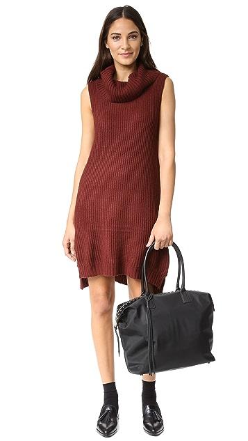 Rebecca Minkoff Studded Medium Weekender Bag