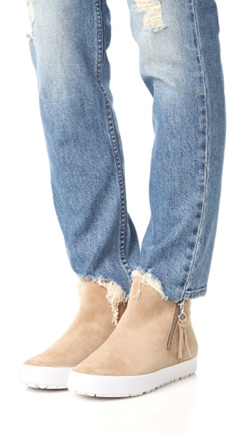 Rebecca Minkoff Shelly Sherpa Booties