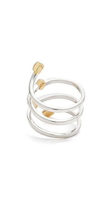 Rebecca Minkoff Spiral Ring