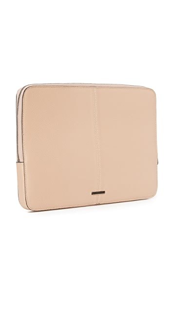 Rebecca Minkoff Double Zip Laptop Sleeve