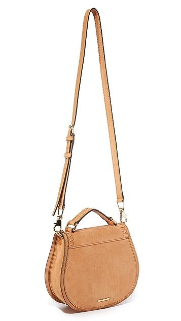 Rebecca Minkoff Small Vanity Saddle Bag