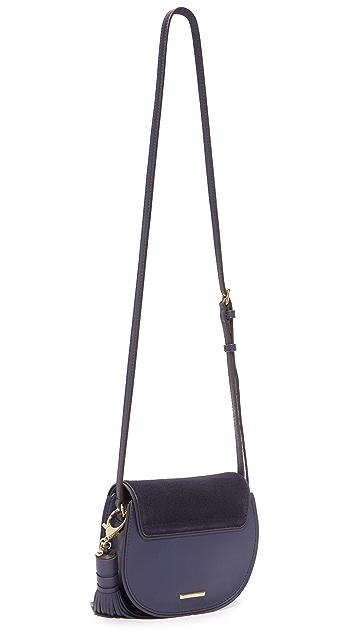 Rebecca Minkoff Mini Suki Saddle Bag
