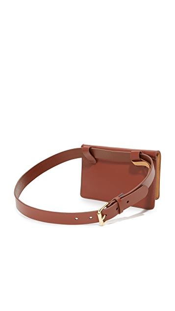 Rebecca Minkoff Bandana Stud Belt Bag