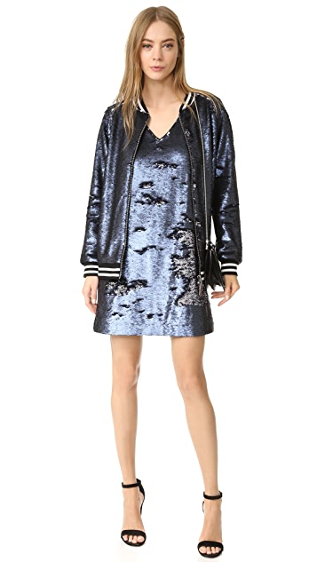 Rebecca Minkoff Claire Sequin Dress