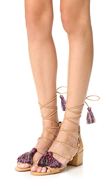 Rebecca Minkoff Isla City Sandals