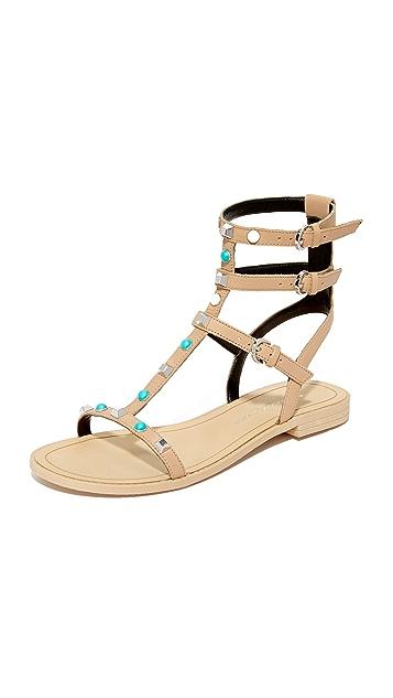 Rebecca Minkoff Georgina Too Studded Sandals