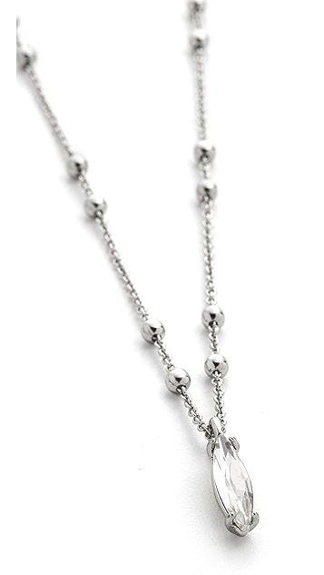 Rebecca Minkoff Gemini Collar Necklace