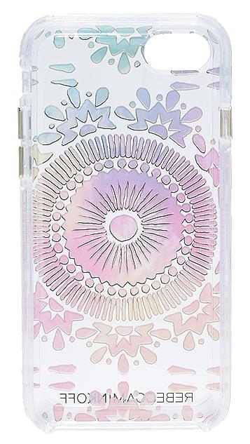Rebecca Minkoff Batik Print iPhone 7 Case