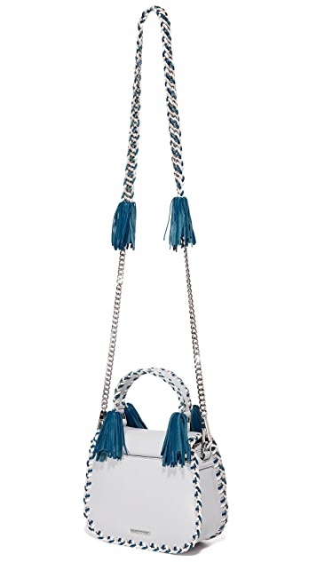 Rebecca Minkoff Chase Medium Saddle Bag