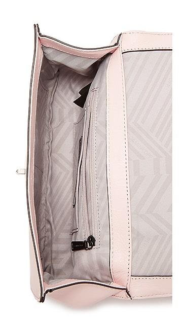 Rebecca Minkoff Стеганая сумка через плечо с шевронами