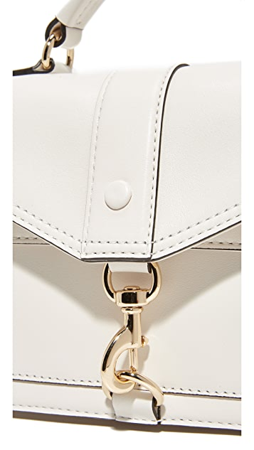 Rebecca Minkoff Hudson Moto Mini Cross Body Bag