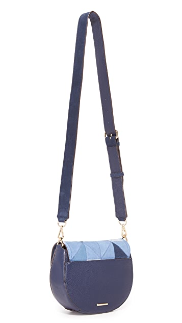 Rebecca Minkoff Paris Saddle Bag