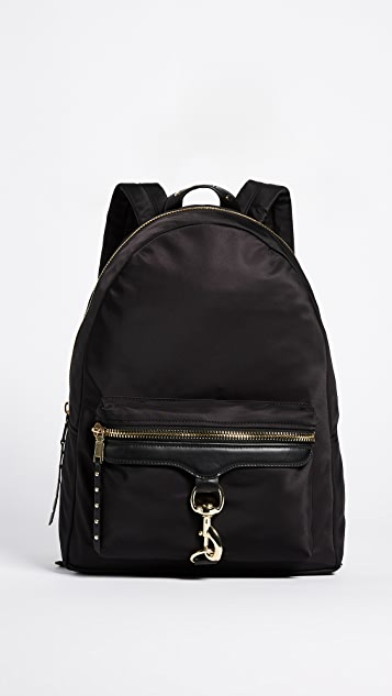 Rebecca Minkoff Always On MAB Backpack - Black
