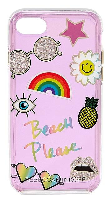 Rebecca Minkoff Beach Icon iPhone 7 Case