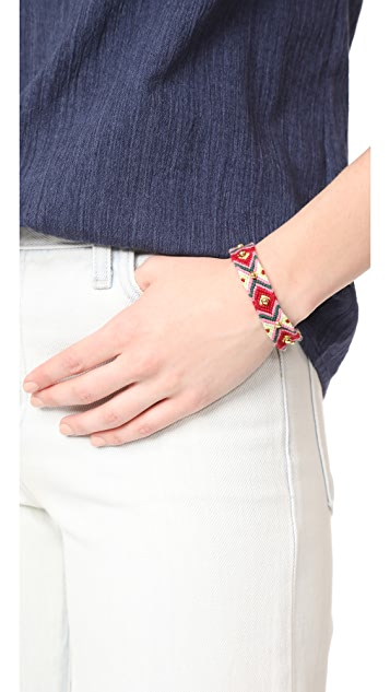 Rebecca Minkoff Dome Stud Friendship Bracelet