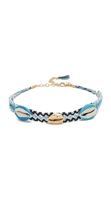 Rebecca Minkoff Lola Friendship Choker Necklace