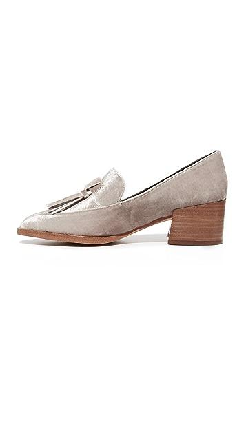 Rebecca Minkoff Edie Velvet Loafers