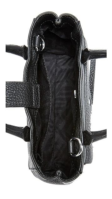 Rebecca Minkoff Grommet Cross Body Bag