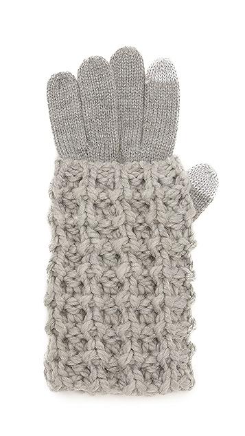 Rebecca Minkoff Chunky Tuck Gloves