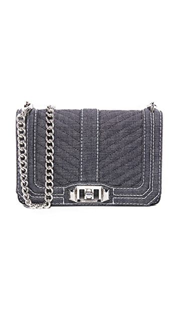 Rebecca Minkoff Small Love Cross Body Bag