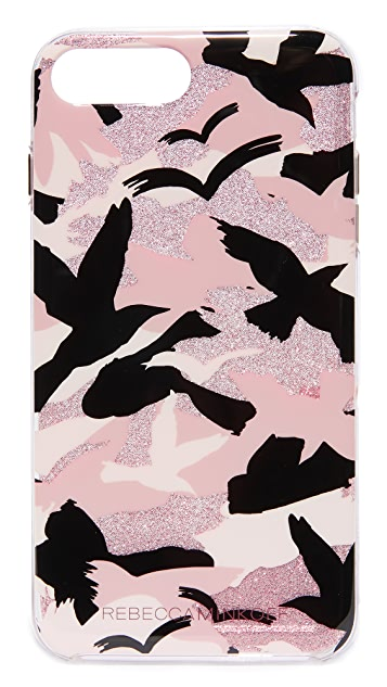Rebecca Minkoff Camo Bird iPhone 7 Plus Case