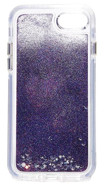 Rebecca Minkoff Galaxy Glitterfall iPhone 7 Case