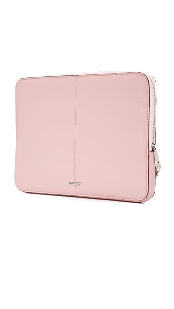 Rebecca Minkoff Moto Zip Sleeve Laptop Case