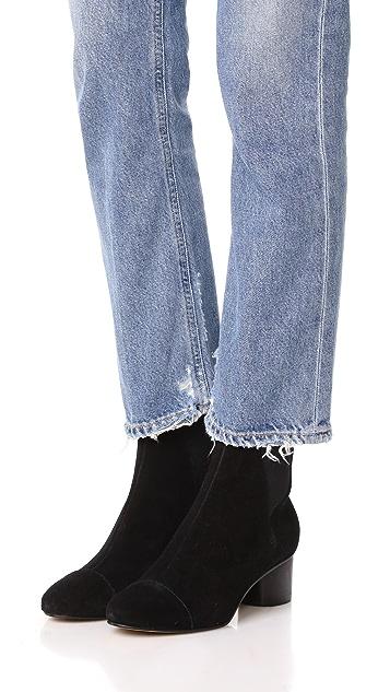 Rebecca Minkoff Izette Heeled Chelsea Boots